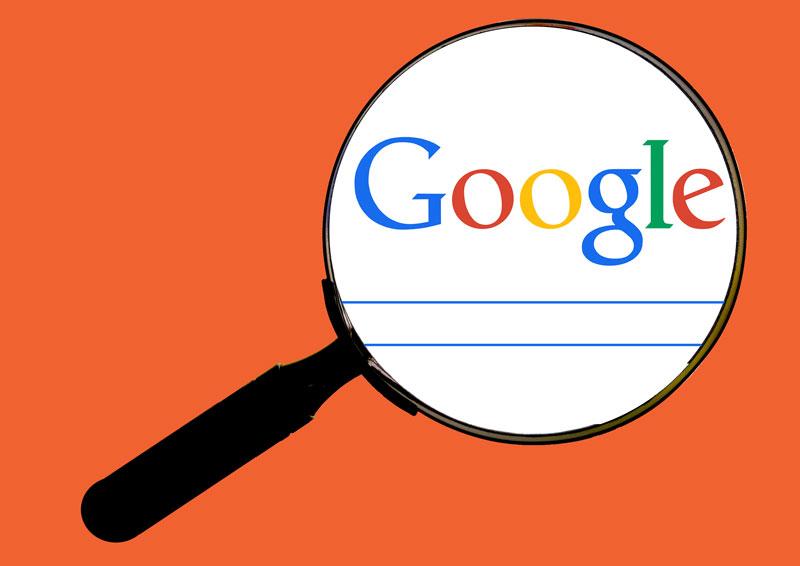 SEO (google search)